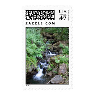 Hawaiian Tropical Stream Stamp
