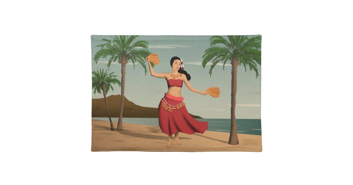 Hawaiian Vintage Hula Girl Postcard Cloth Placemat Zazzle : hawaiianvintagehulagirlpostcardclothplacemat r68b3f8ab494a40e2a22d8f0a538d2ec72cfku8byvr630 from www.zazzle.com size 1200 x 630 jpeg 62kB