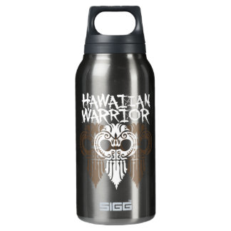 Hawaiian Warrior Insulated Water Bottle