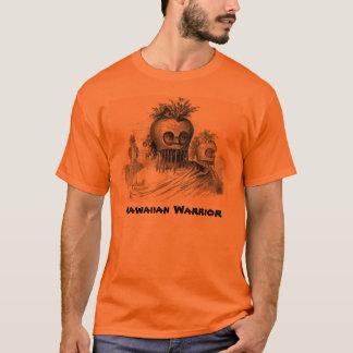 Hawaiian Warrior Mens T-Shirt