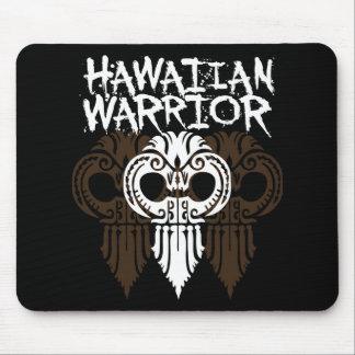 Hawaiian Warrior Mouse Pad