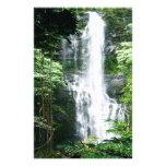 Hawaiian Waterfall Stationery