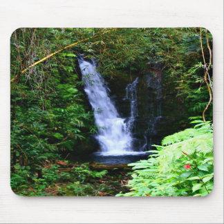 Hawaiian Waterfalls Mousepad