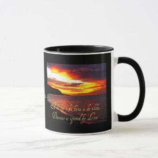 Hawaiian Words and Quotes Mug