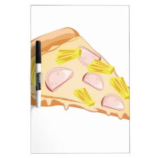 Hawaiin Pizza Dry-Erase Board