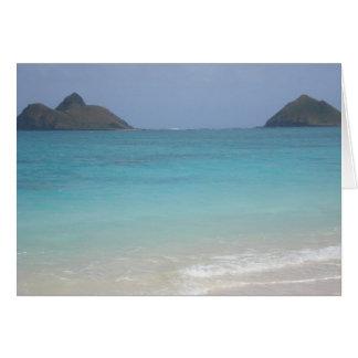 Hawaii's  Lani Kai Beach Card