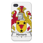 Haward Family Crest iPhone 4/4S Cases