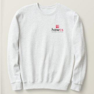 HAWCS Club Sweatshirt - Light (Small Logo)