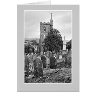 Hawes Church, Yorkshire Dales Cards