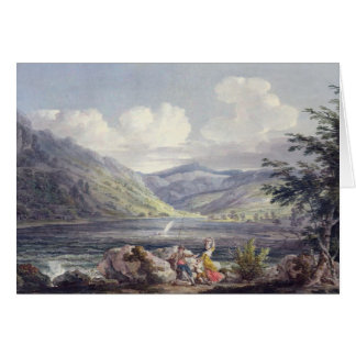 Haweswater, Westmoreland, c.1795 (w/c over graphit Card