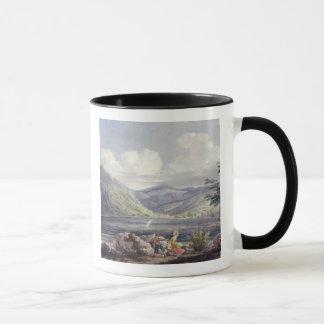 Haweswater, Westmoreland, c.1795 (w/c over graphit Mug