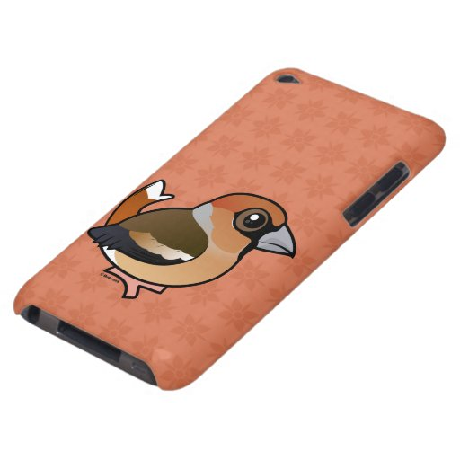 Hawfinch de Birdorable Case-Mate iPod Touch Fundas