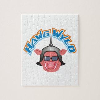 HAWG WILD PUZZLE