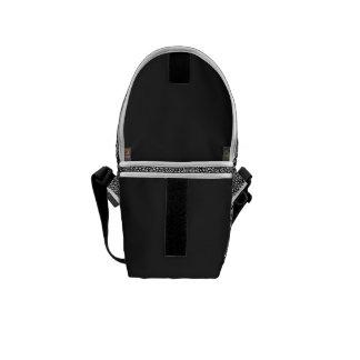 Hawghead Brand Zero Messenger Bag by da'vy