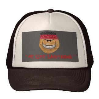 Hawghead lahusabob cap  by :da'vy mesh hat