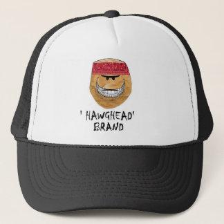 Hawghead Trucker cap by da'vy
