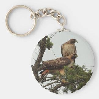 Hawk 2 Keychain