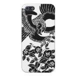 hawk falcon camellia nature animals japanese 和風 イラスト 鷹 椿 自然 獣 動物 beast monochrome pop 強さ ポップ アート