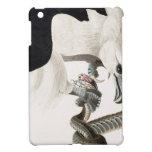 Hawk and Snake Illustration iPad Mini Covers