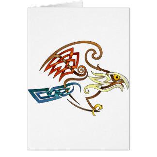 Hawk Greeting Cards