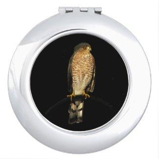 Hawk Compact Mirror