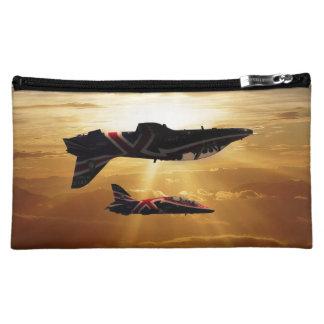 Hawk Display Jets Cosmetic Bag