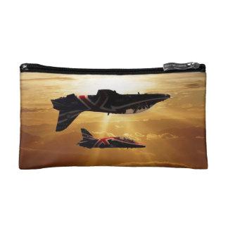 Hawk Display Jets Makeup Bag