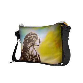 Hawk Eye Messenger Bags