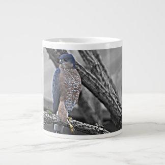 Hawk Giant Coffee Mug