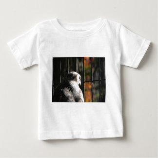 Hawk in a bird sanctuary baby T-Shirt
