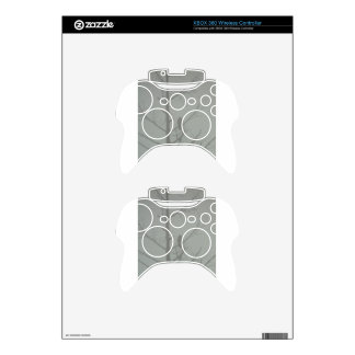 Hawk In The Mist Xbox 360 Controller Skins