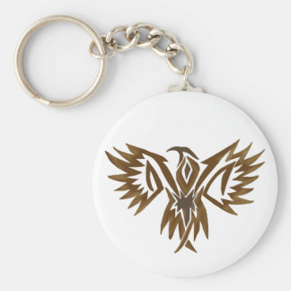 Hawk key chain