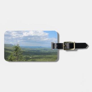 Hawk Mountain Photo Luggage Tag