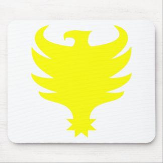 Hawk Mouse Pad