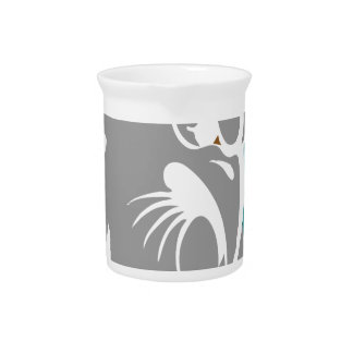 Hawk Security Protection Shield Beverage Pitcher