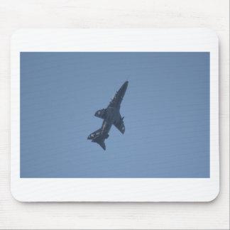 Hawk Trainer Aircraft, Raf Leeming 100 Squadron Mouse Pad