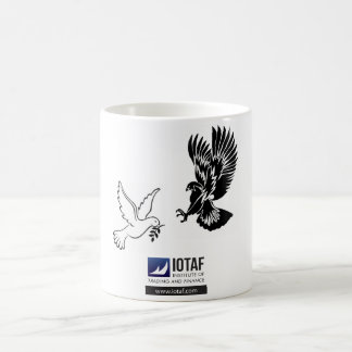 Hawk vs Dove Mug