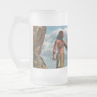 Hawk Warrior Mug