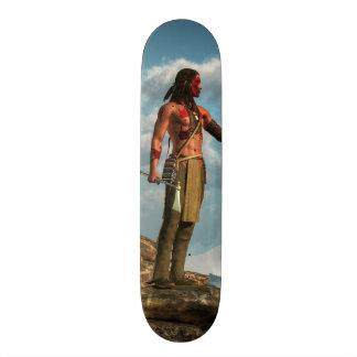 Hawk Warrior Skateboard