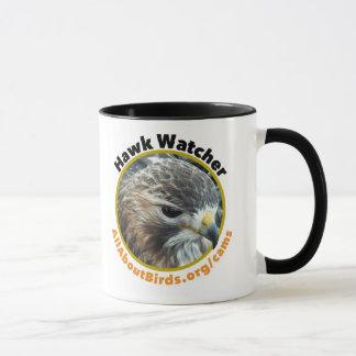 Hawk Watcher Ezra Photo Mug