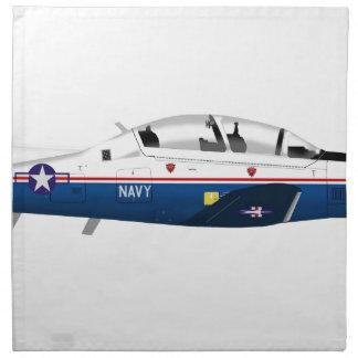 Hawker Beechcraft T-6A Texan II 165988 Cloth Napkins
