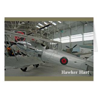 Hawker Hart CARD