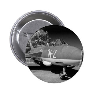 Hawker Hunter FGA.78 aircraft. Badge