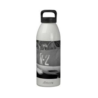 Hawker Hunter FGA 78 aircraft Water Bottles