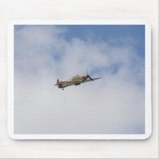 Hawker Hurricane In Flight Mousepad