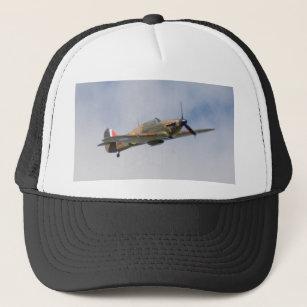 Hawker Hurricane In Flight Trucker Hat 9f752bc78ac6