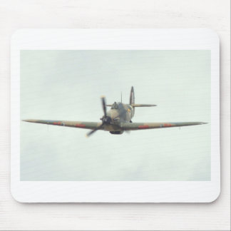 Hawker Hurricane `Last of the many' Mouse Pad