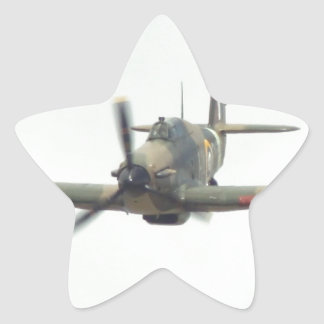 Hawker Hurricane `Last of the many' Star Stickers