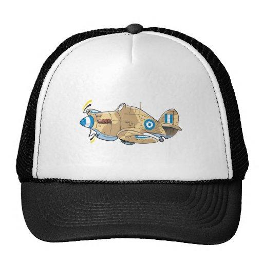 hawker hurricane mesh hat
