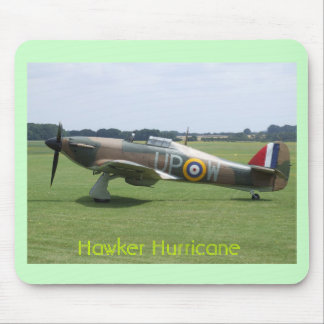 Hawker Hurricane Mouse Mat